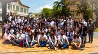 Alunos do PJ Botelhos participam da plenária regional em Poços de Caldas